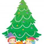 Christmas — Stock Vector #10276481