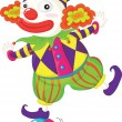 clown — Stockvector  #10277191