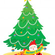 Christmas - Stock Vector