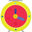 Clock — Stock Vector #10278462
