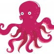Octopus - Stock Vector