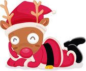 Rudolph — 图库矢量图片