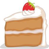 Cake — Vetorial Stock