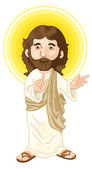 Jesus christ — Stock Vector