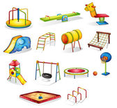Play equipment — Vettoriale Stock