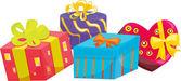 Presents — Wektor stockowy