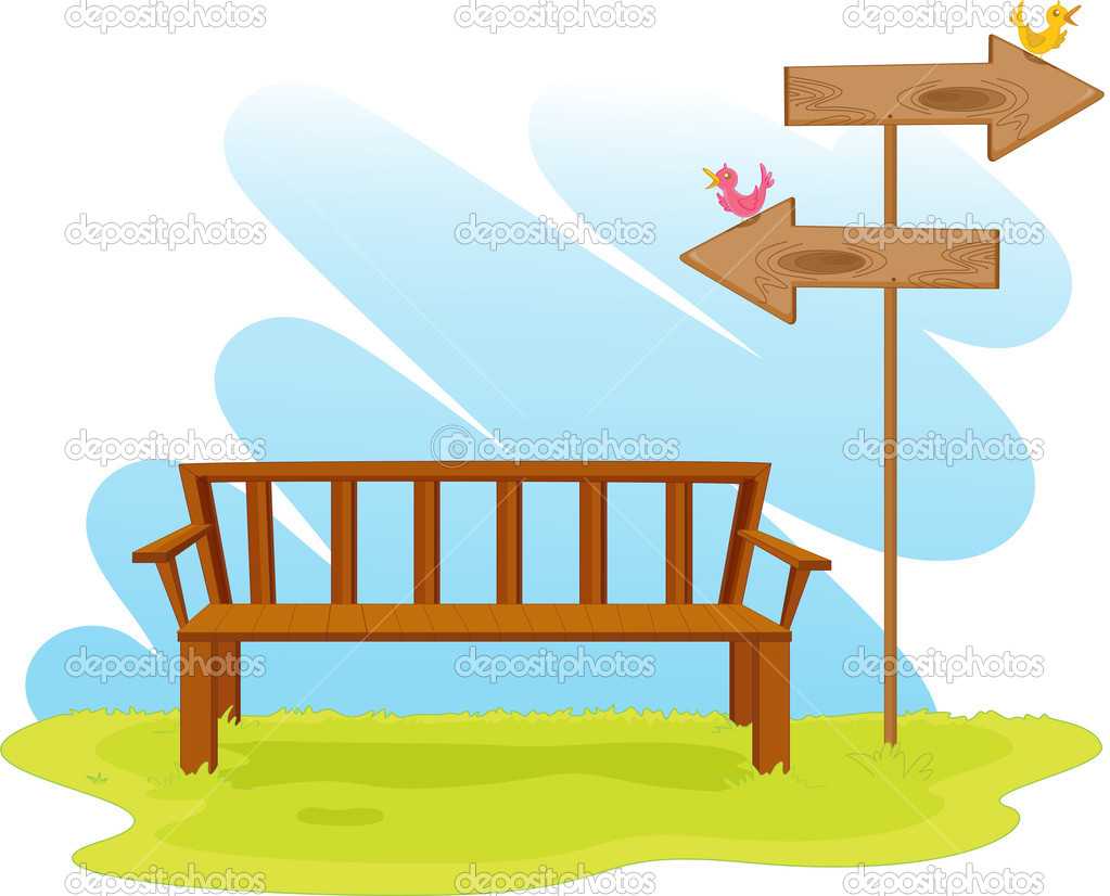 Drawing Bench Images Stock Photos amp Vectors  Shutterstock