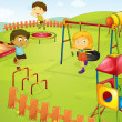 Playground — Stock Vector #10387724