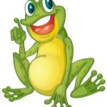 Frog — Stock Vector #10387769