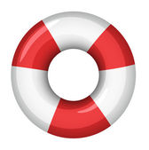 Life saver icon — Stock Vector