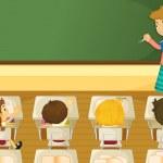 Classroom — Stock Vector #10481663