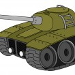 Tank - Stock Vector