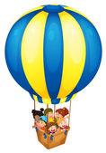 Balloon — Stock Vector
