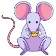 Mouse — Stock Vector #10593830