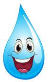 Water drop — Stock Vector