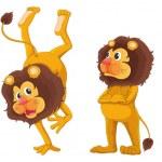 Lions — Stock Vector #10646844