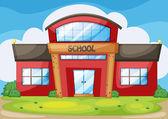 Szkoły — Wektor stockowy