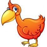 Bird — Stock Vector #10655006