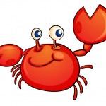 Crabby — Stock Vector #10672546