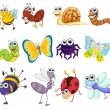 Creatures - Stock Vector