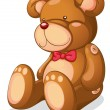 Vector de stock : Teddy