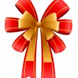 Royalty-Free Stock Imagem Vetorial: Ribbon bow