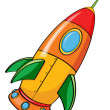 Rocket - Stock Vector
