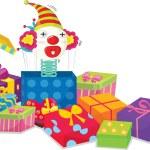 Toys — Stock Vector #9994506