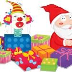 Toys — Stock Vector #9994510