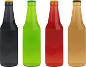 Bottles — Stock Vector