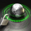 Royalty-Free Stock Photo: Internet Security