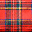 Square pattern tartan — Foto Stock