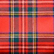 Stock Photo: Square pattern tartan