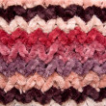 Knit woolen texture. — Stock Photo