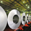 Rolls of steel sheet — Stock Photo #10217359
