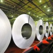 Rolls of steel sheet — Stock Photo #10526066