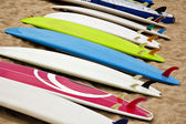 Surfboards — Stock Photo