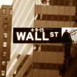 Stock Photo: Wall St, New York