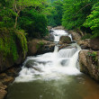 Nangrong Waterfall in Nakhon nayoki, Thailand — Stock Photo