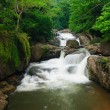 Stock Photo: Nangrong Waterfall in Nakhon nayoki, Thailand