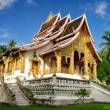 Temple in Luang Prabang Royal Palace Museum, Laos — Stock Photo #9928547