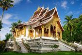 Temple in Luang Prabang Royal Palace Museum, Laos — Stock Photo