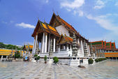 Wat suthat tapınağı, bangkok, tayland — Stok fotoğraf
