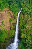 Tad fan waterfall, southern of laos — Stock Photo
