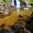 Stock Photo: SarikWaterfall in Nakhon Nayok, Thailand
