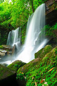 Waterfall at Loei,Thailand — Stock Photo