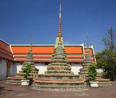 Wat Pho temple, Bangkok,Thailand — Stock Photo
