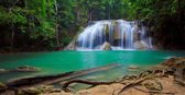 Erawan Waterfall, Kanchanaburi, Thailand — Stock Photo