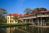Sanam Chan Palace,(King Rama 6), Nakhon pathom, Thailand — Stock Photo