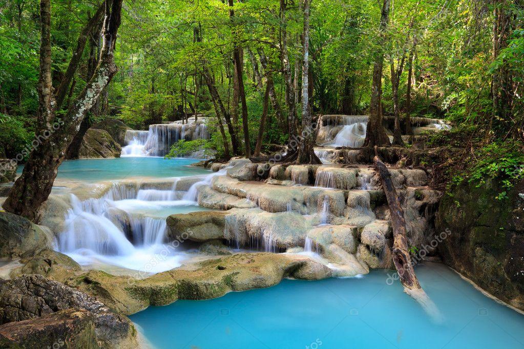 природа озеро водопад  № 768659 без смс